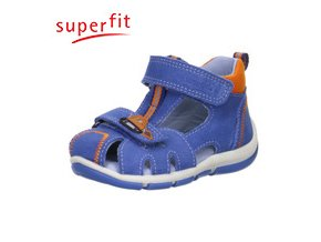 Detské sandálky Superfit 4 00144 94- CENA JE PO ZĽAVE 30%, UŠETRÍTE 11,70 EUR