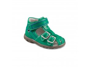 Detská obuv letná sandálka Richter 2106 523 6001  - CENA JE PO ZĽAVE 20%, UŠETRÍTE 8,98 EUR
