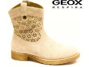 Geox dievčenské čižmy J52D3A 00022 C5000