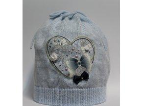 Čapica Jamiks Lisa modrá