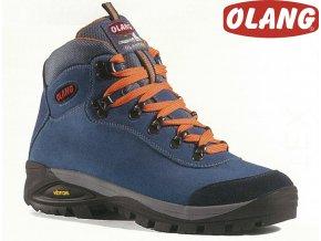 Trekingové topánky Olang Asiago Kid tex Royal