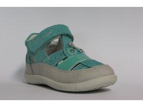 Vychádzková obuv Primigi 3543200 Alena tyrkysová  - CENA JE PO ZĽAVE 20%, UŠETRÍTE 8,8 EUR