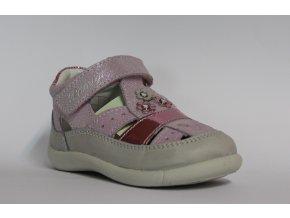 Vychádzková obuv Primigi 3543100 Alena ružová  - CENA JE PO ZĽAVE 20%, UŠETRÍTE 8,8 EUR