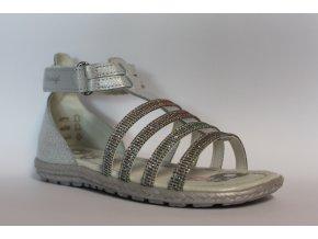 Primigi sandále Lorine 32092/00  - CENA JE PO ZĽAVE 30%, UŠETRÍTE 13,2 EUR (veľk.27,29), 14,37 EUR (veľk.32,33)