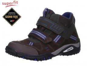 Chlapčenská obuv pre deti goretexová Superfit 5 00364 10