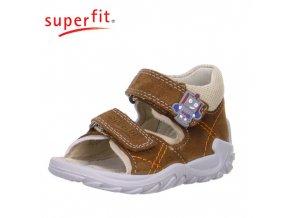 Detské zdravotné sandálky Superfit 6 00011 11