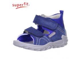 Detské chlapčenské sandálky Superfit 6 00035 88