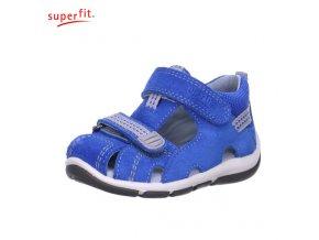 Detské sandálky Superfit 6 00140 84  - CENA JE PO ZĽAVE 20%, UŠETRÍTE 8,68 EUR