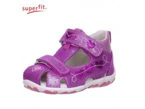 Detské sandálky Superfit 6 00037 73  - CENA JE PO ZĽAVE 20%, UŠETRÍTE 10,17 EUR