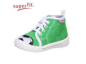 Detské plátené papučky Superfit 6 00248 09