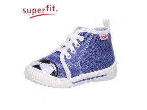 Detské plátené papučky Superfit 6 00248 93
