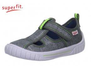 Detská textilná obuv Superfit 0 00272 06