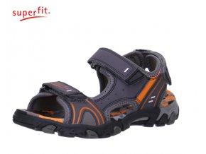 Chlapčenská letná obuv Superfit 6 00100 05