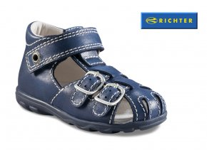 Detské zdravotné sandále Richter 2106 732 7200