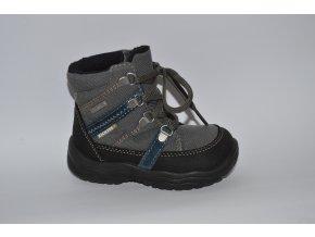 Detská obuv zimná Richter 41 1675 1521 - CENA JE PO ZĽAVE 30%, UŠETRÍTE 12,75 EUR