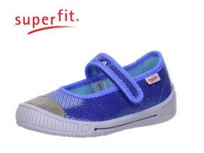 Detské plátené papučky Superfit 7 00261 85