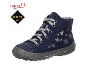 Detská obuv celoročná goretexová Superfit 7 00109 81