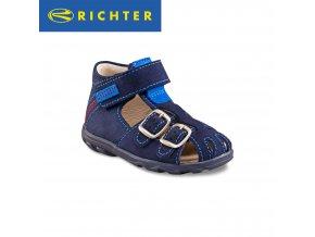 Detská obuv letná Richter 2106 323 7202 - ZĽAVA 30%, UŠETRÍTE 10,92 EUR