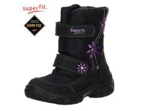 Detská obuv zimná Gore-texová Superfit 7 00091 02