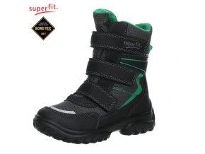 Detská obuv zimná Gore-texová Superfit 7 00022 00