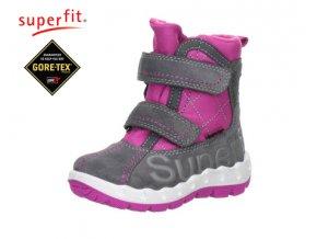 Detská obuv zimná goretexová Superfit 7 08015 06  - CENA JE PO ZĽAVE 20%, UŠETRÍTE 15,26 EUR