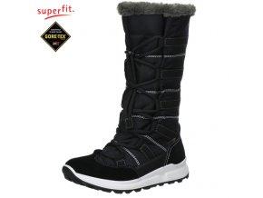 Detská dievčenská zimná čižma goretexová Superfit 1 00157 00