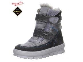 Dievčenská zimná Goretexová obuv Superfit 7 00214 06