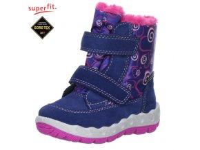 Detská obuv zimná goretexová Superfit 7 00015 88