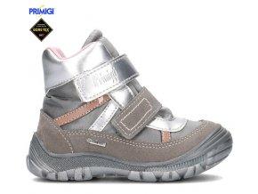 Dievčenská zimná Goretexová obuv Primigi 60985/77 MECCO  - CENA JE PO ZĽAVE 20%, UŠETRÍTE 12,78 EUR