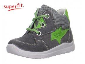 Detská obuv celoročná Superfit 0 00324 06 - CENA JE PO ZĽAVE 30%, UŠETRÍTE 13,02  EUR