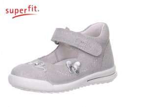 Dievčenská celokožená vychádzková obuv Superfit 0 00373 16