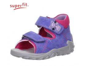 Detské zdravotné sandále Superfit 0 00011 77