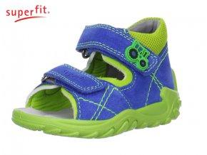 Detské zdravotné sandále Superfit 0 00011 85