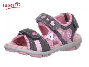 Dievčenské sandále Superfit 0 00130 06