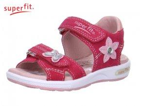Detské dievčenské sandále Superfit 2 00131 63
