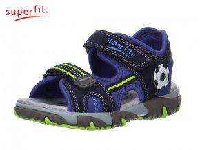 Detská obuv letná Superfit 0 00174 81