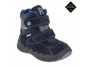 Detská obuv zimná Goretexová Primigi 85602/77