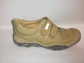 Kožená vychádzková obuv Kornecki