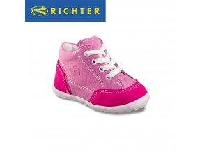 Detská obuv pre začiatočníkov Richter 0022 321 3501