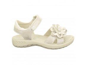 Detské dievčenské celokožené sandálky Lurchi by Salamander 33-18716-49