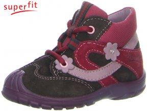 Detská obuv celoročná Superfit 3 00324 12 - CENA JE PO ZĽAVE 30%, UŠETRÍTE 11,98 EUR