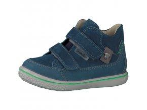 Chlapčenská nepremokavá obuv Ricosta ZACH pavone 68 25216/146