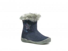 Detská dievčenská zimná nepremokavá obuv Richter 4951 441 7201  - CENA JE PO ZĽAVE 20%, UŠETRÍTE 15,56 EUR (veľk.29) 16,46 EUR (veľk.32)