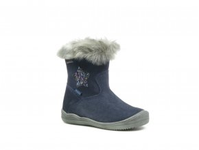Detská dievčenská zimná nepremokavá obuv Richter 4951 441 7201