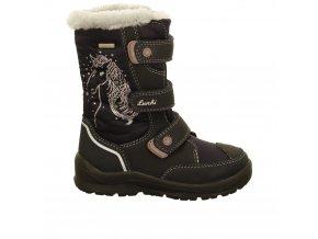 Dievčenské zimné nepremokavé topánky Lurchi by Salamander 33-31024-32