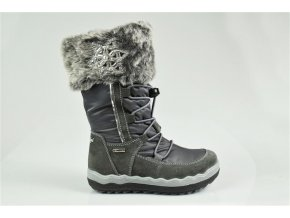 Detská dievčenská obuv zimná Goretexová Primigi 23866/33  - CENA JE PO ZĽAVE 20%, UŠETRÍTE 16,54 EUR