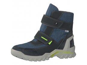 Detská chlapčenská nepremokavá zimná obuv Ricosta Norman 68 96211/461  - CENA JE PO ZĽAVE 20%, UŠETRÍTE 18,64 EUR