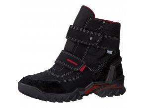 Detská chlapčenská nepremokavá zimná obuv Ricosta Norman 68 96311/091