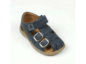 Detská chlapčenská sandálka Richter 2605 543 7200  - CENA JE PO ZĽAVE 20%, UŠETRÍTE 10,7 EUR (veľk.23) 11,64 EUR (veľk.28)