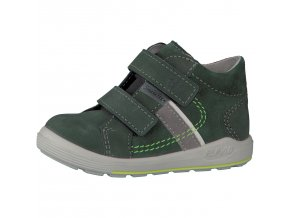 Detské nepremokavé topánky Ricosta laif-oliv 69 24201/581